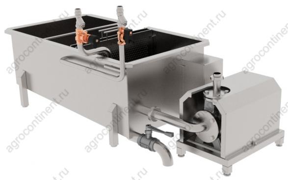 Система рециркуляции горячей воды